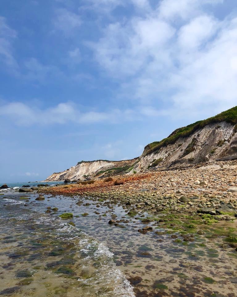 Red Clay Cliffs, Aquinnah, Martha's Vineyard