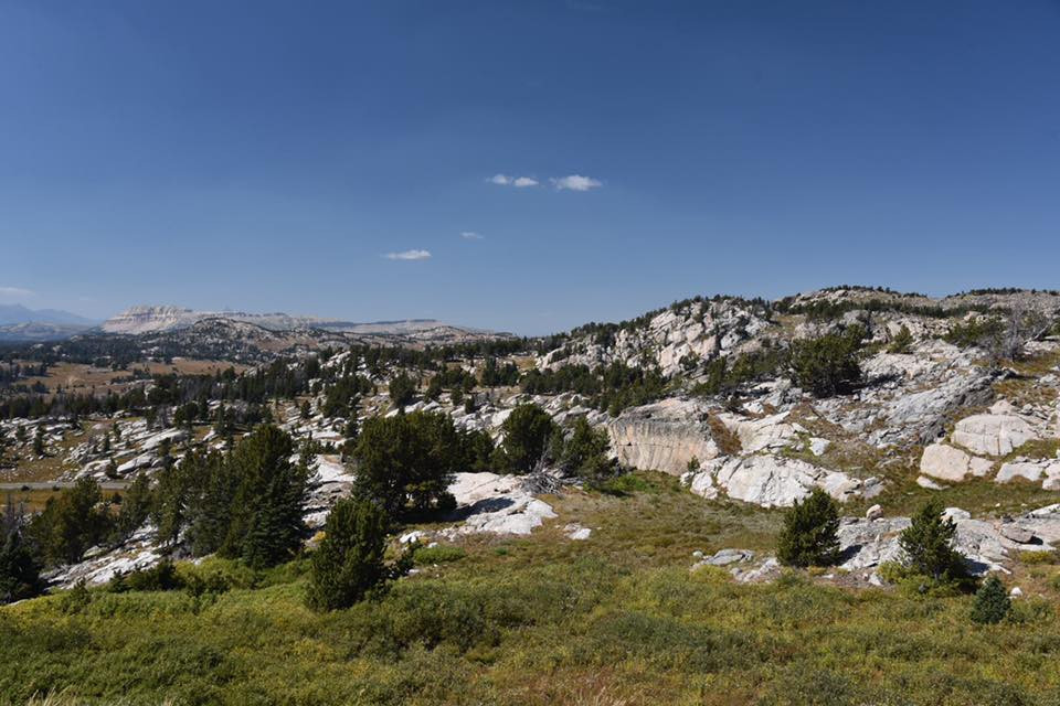 Bear Tooth Pass, Yellow Stone National Park, North East Enterance