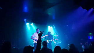 Interstate Official Live at the Finsbury, London