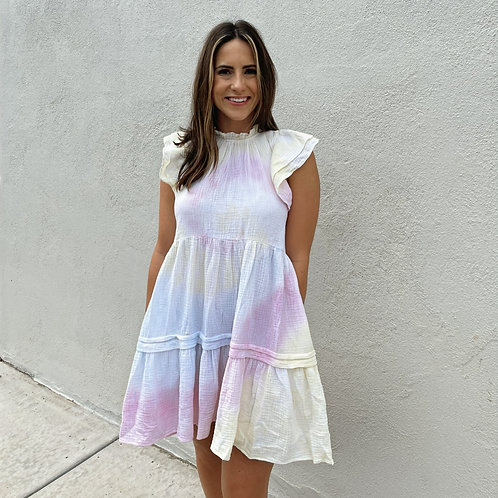 All Mixed Up Dress
