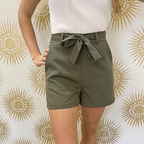 Olive You Shorts