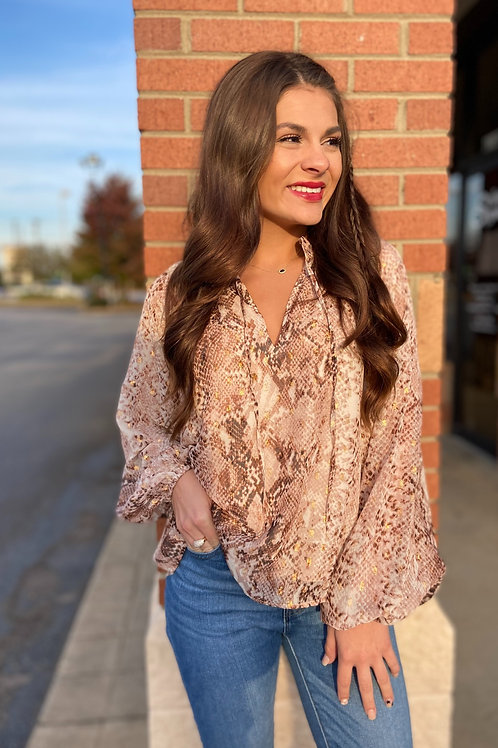Glam Girl Top