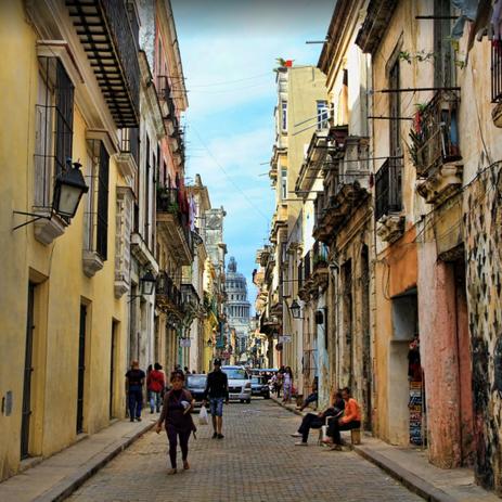 Cuban Alley