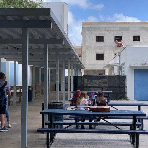 Outdoor Halls