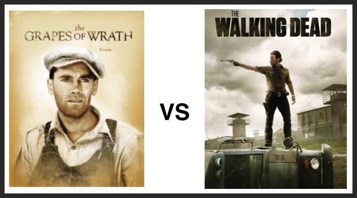 The Walking Dead vs The Grapes of Wrath_edited