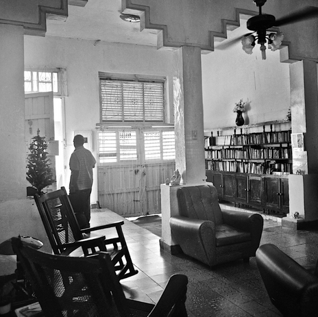 Another Cuban Apartment (Roland's family 1959)