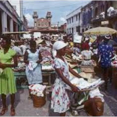 Port-ah-Prince, Haiti