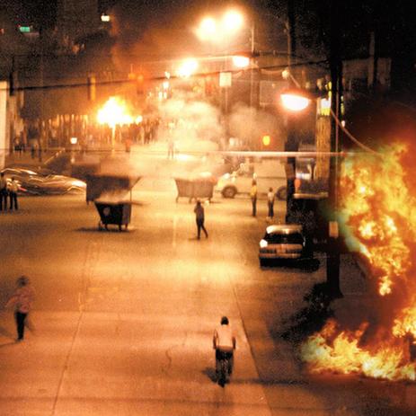 Overtown Ablaze