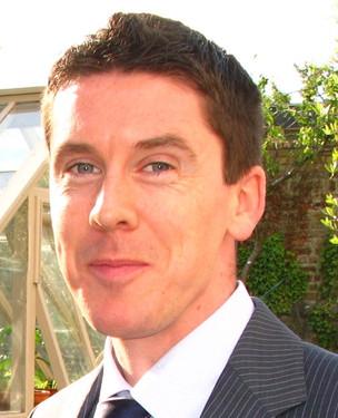 Colm O'Kane- Senior Lecturer, Product Design