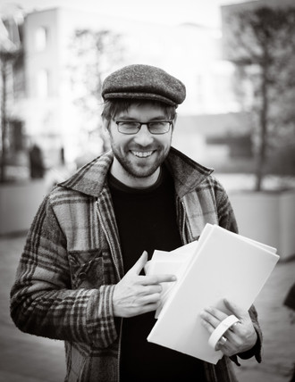 Ben Readman – Visual Communications Lecturer, Artist and Creative Consultant