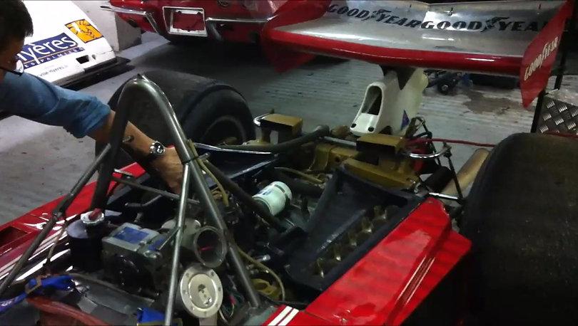 Ferrari 312  B3 1974