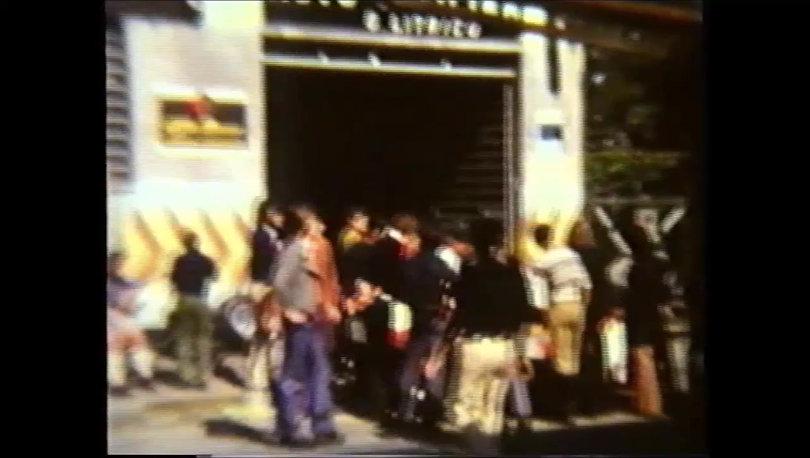 Officina Litrico 1971 Torino