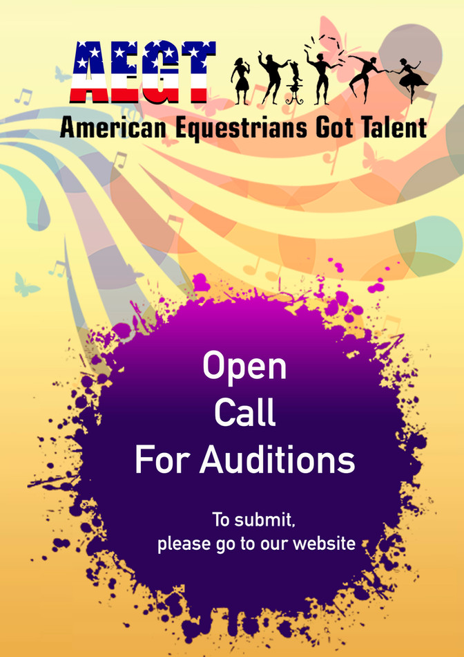 AEGT 2019: Open Call for Auditions