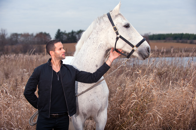 Joey Niceforo to host 2020 American Equestrian Got Talent Gala Finale