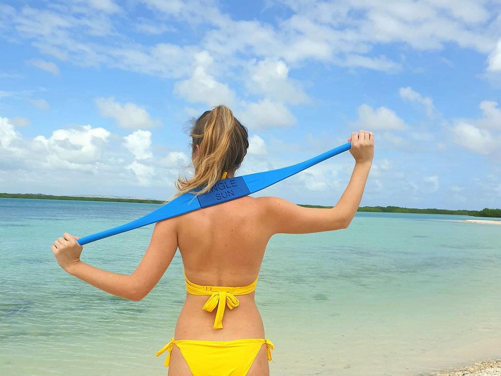 Bag-A-Rub protect your skin care tool