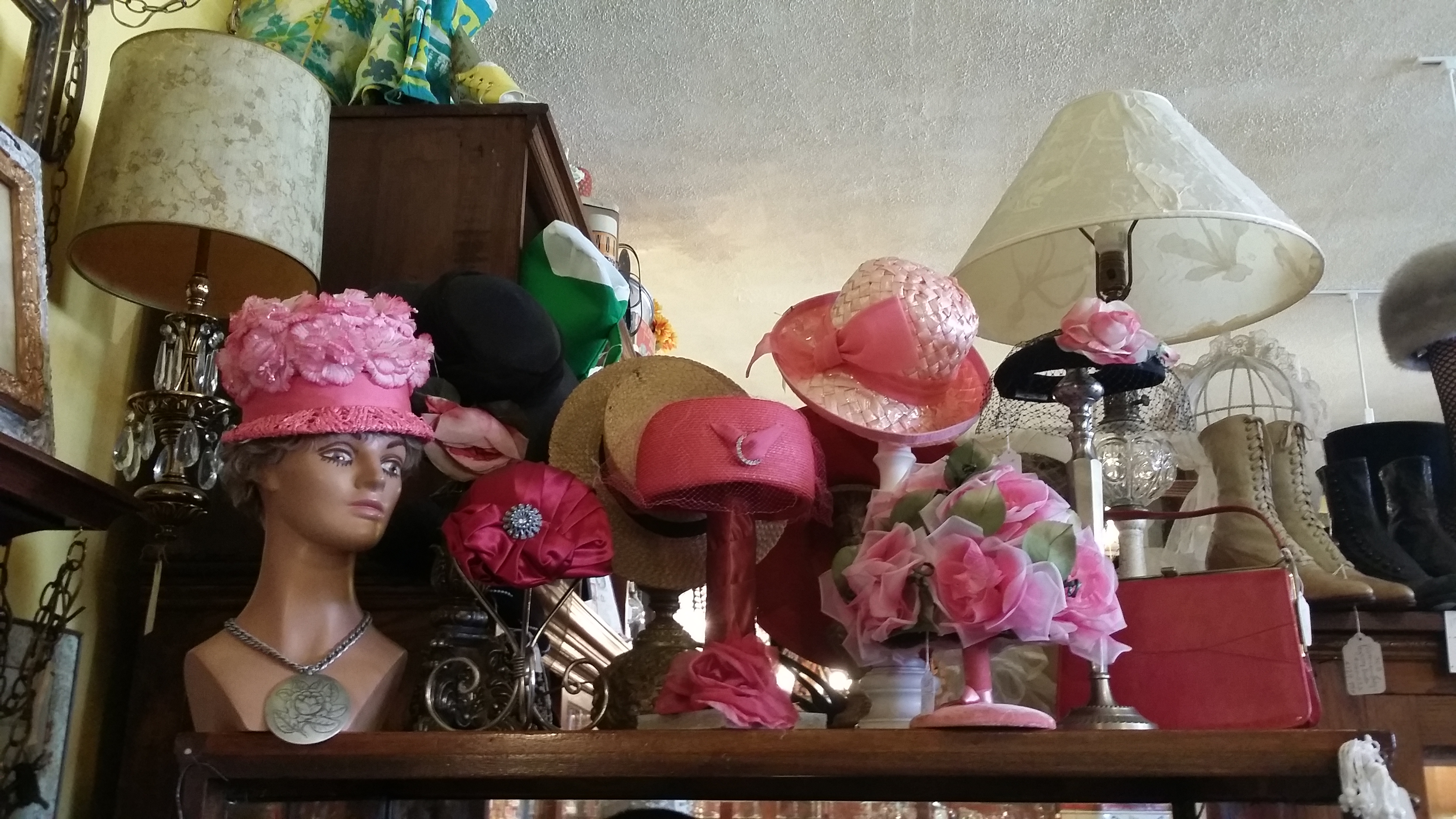 It's Just Serendipity Vintage Hats