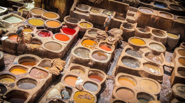 morocco-leather-tanning-vats