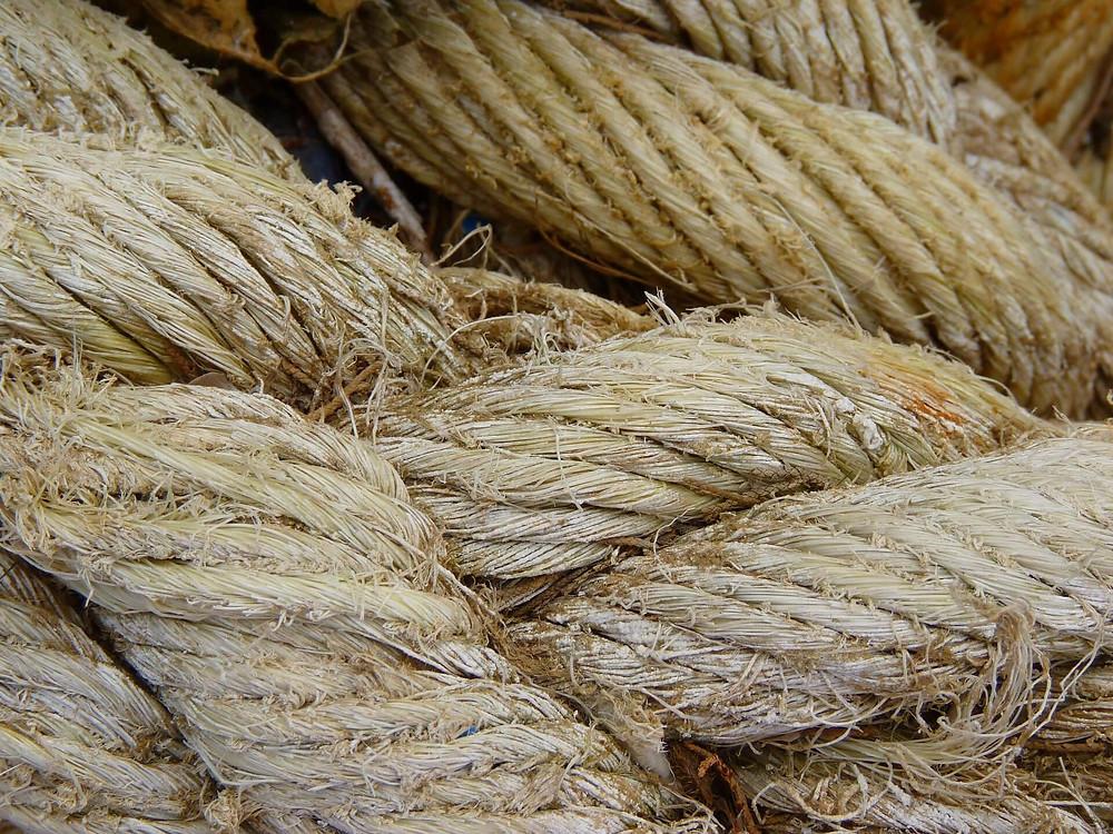 rope-made-of-hemp