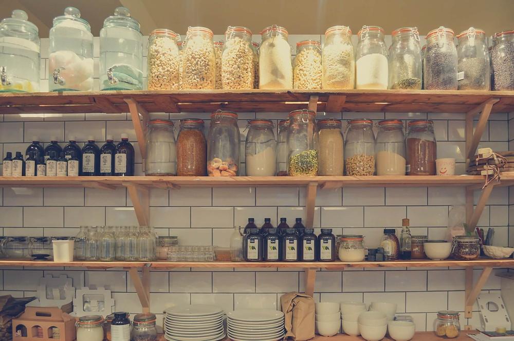 eco-friendly-lifestyle-jars