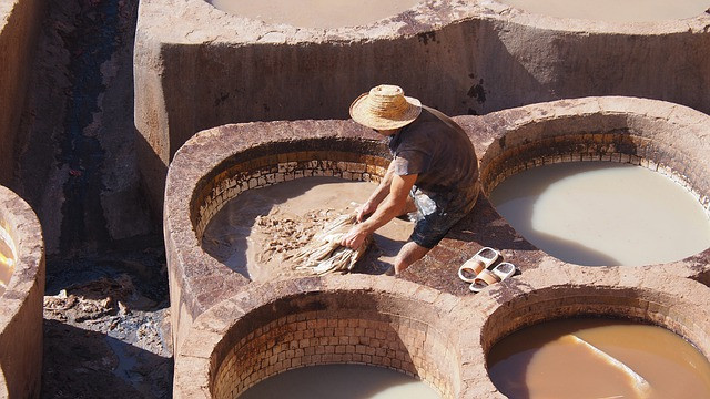 leather-tanning-vats