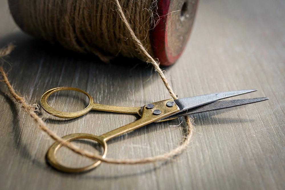 hemp-string