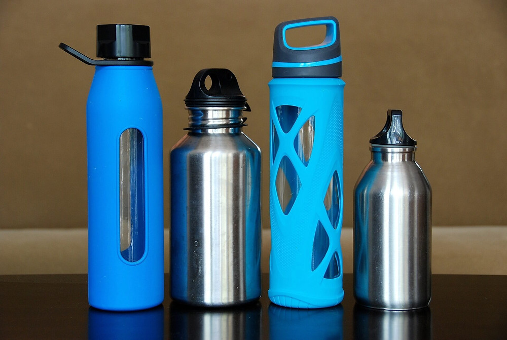 reusable-water-bottles-sustainable-living