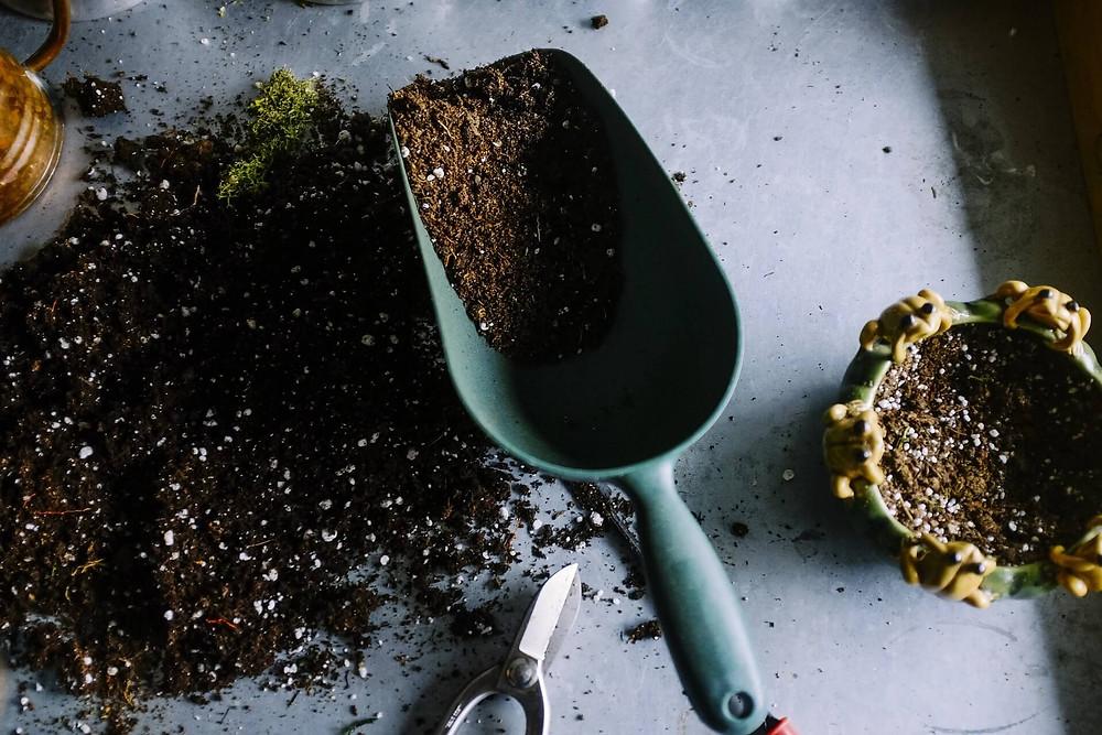 soil-gardening