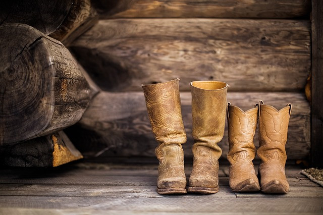 real-leather-cowboy-boots
