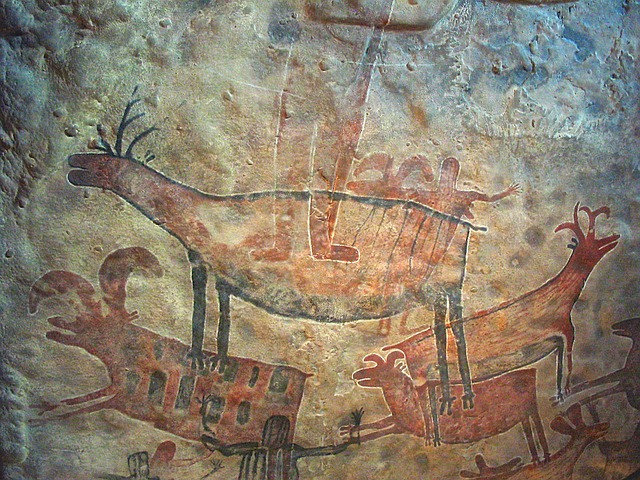 prehistoric-cave-painting