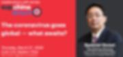 Yanzhong Huang - Coronavirus goes global