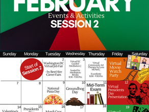 February Events & Activities