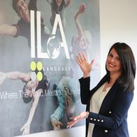 ILA Director, Dana Saif