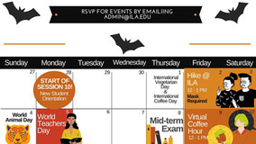 October Events & Activities