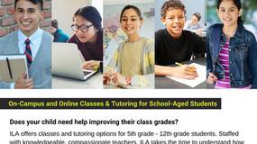 NEW Junior English Program