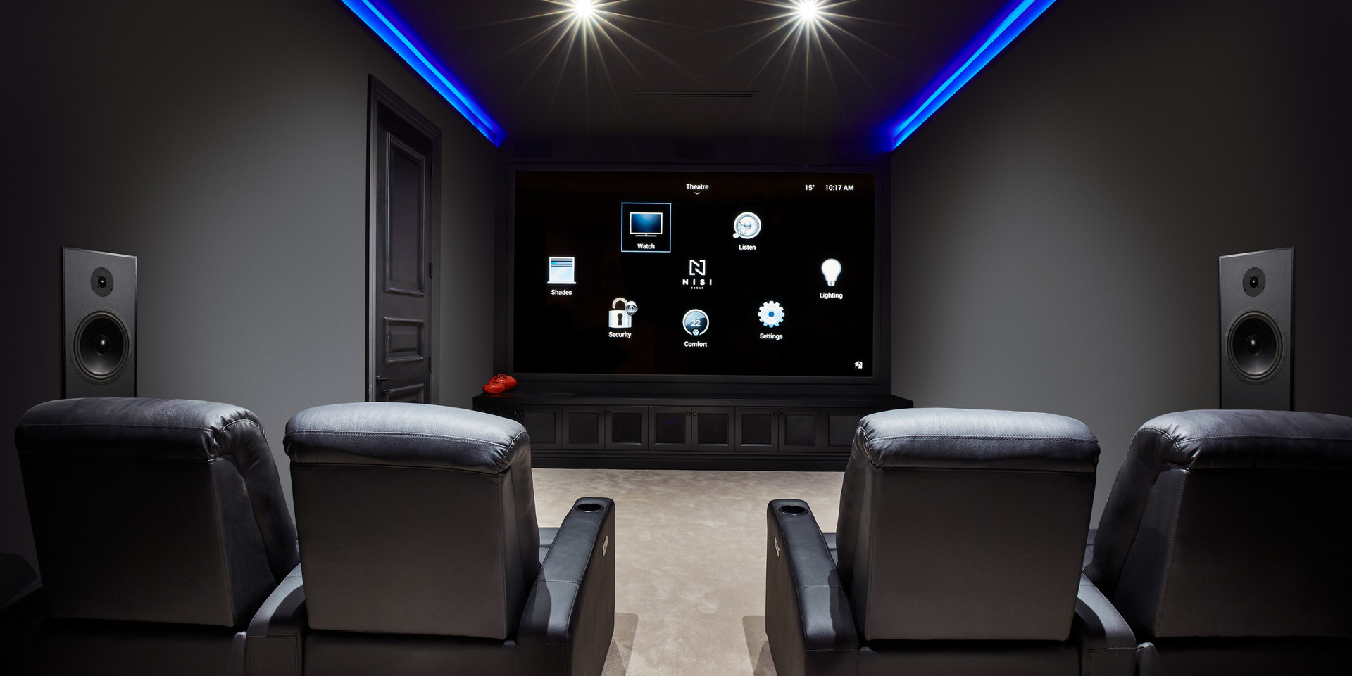 Nisi Group _ Control4 Smart Home _ Melbo