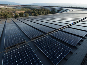 Apple Is Now Powered By 100% Renewable Energy