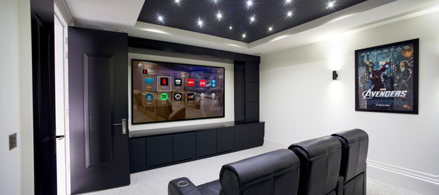 Control4 Home Theatre