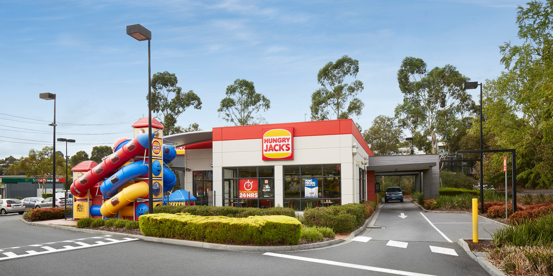 Hungry Jacks Project   Nisi Group   Commercial Electrical