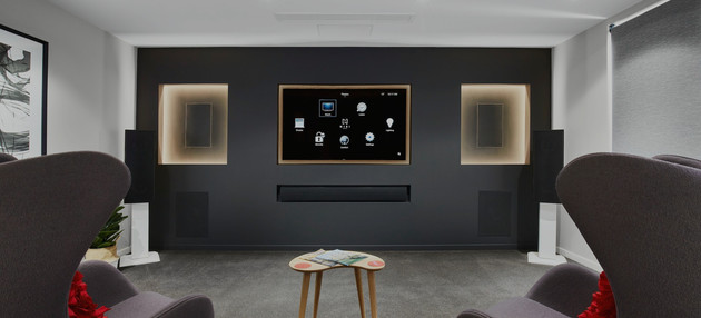 Control4 Certified Showroom