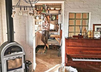 Solveigos istorija - kaip vištidės pastatas virto pasakiškai jaukiais namais