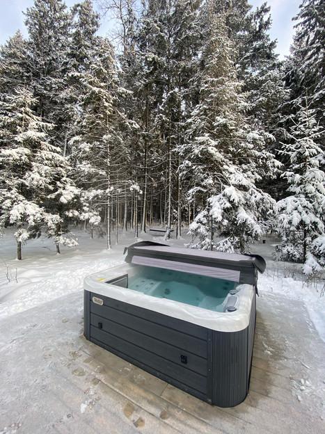 Rest in forest - masažinė vonia