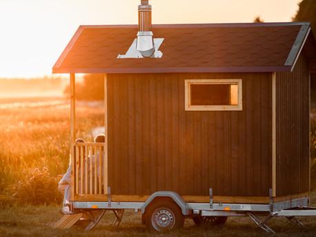 Susipažinkime - Soulwood LT. Pomėgis sklandyti įkvėpė kurti mobilius namelius!