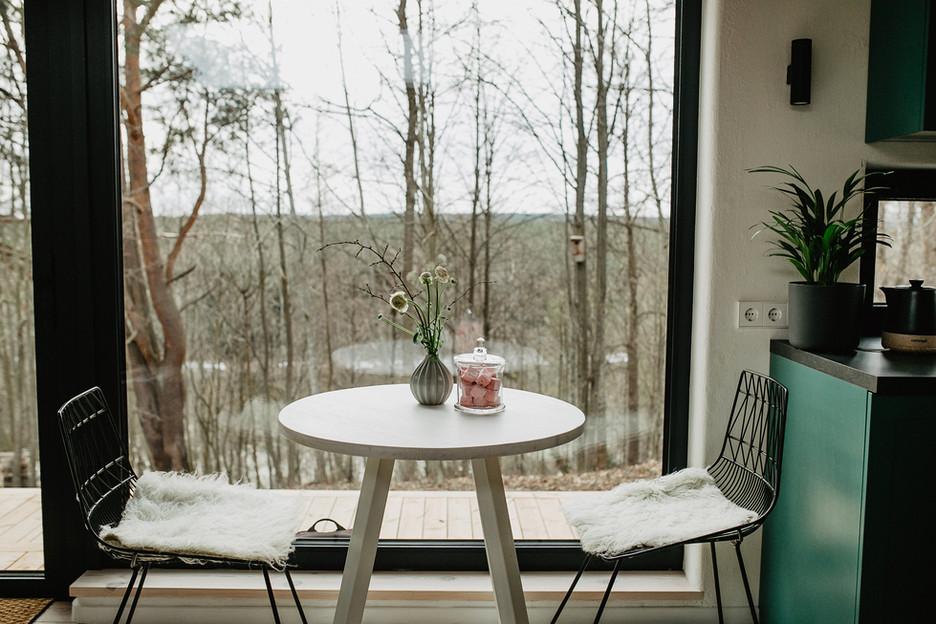 Tiny Hemp House - vaizdas pro langą