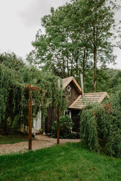 Atokampio pietinis namelis
