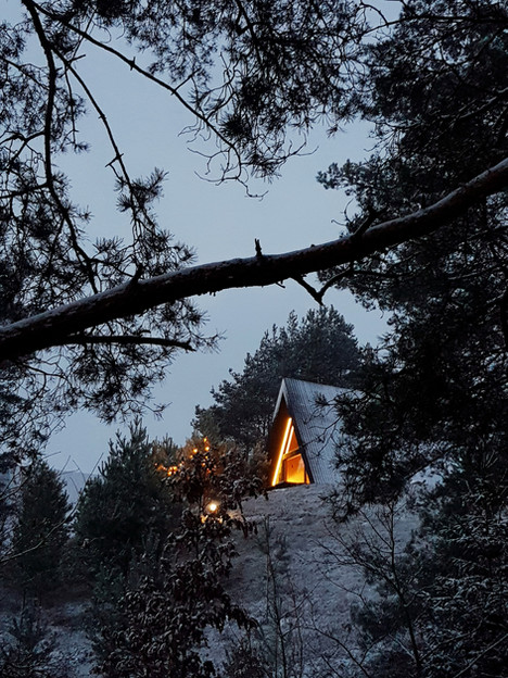 DOYOU PLACE žiemą