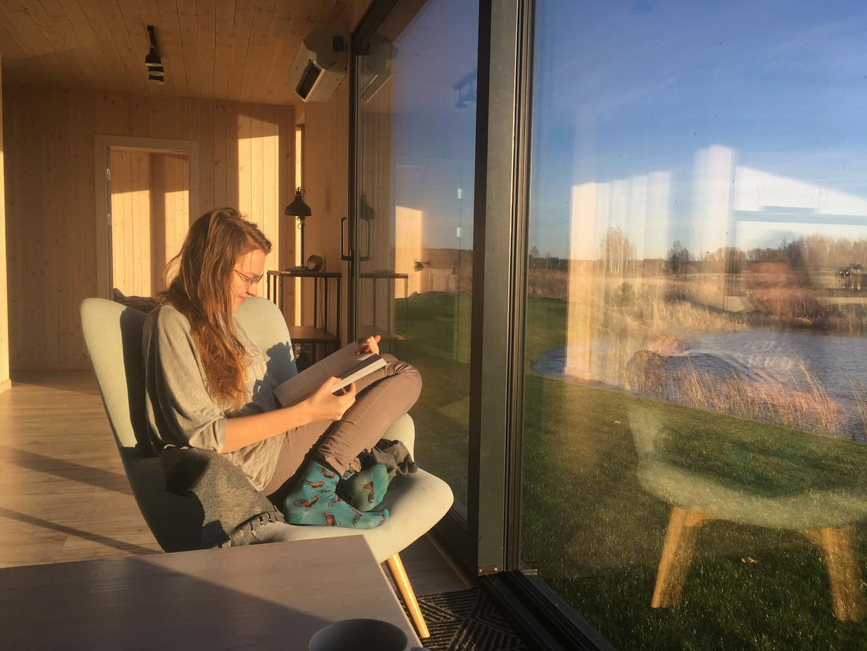 Tauro Troba - vaizdas pro langus