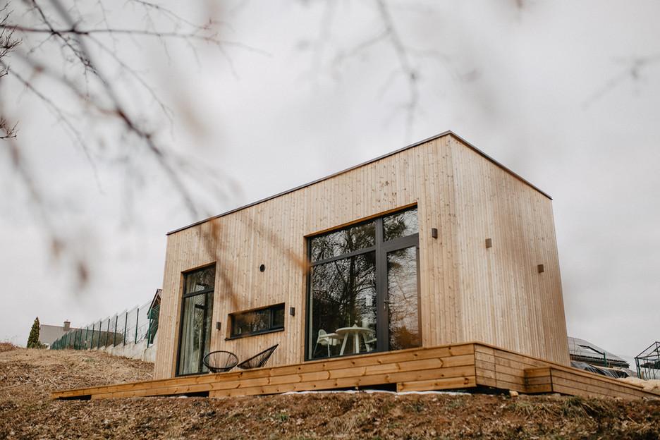 Tiny Hemp House
