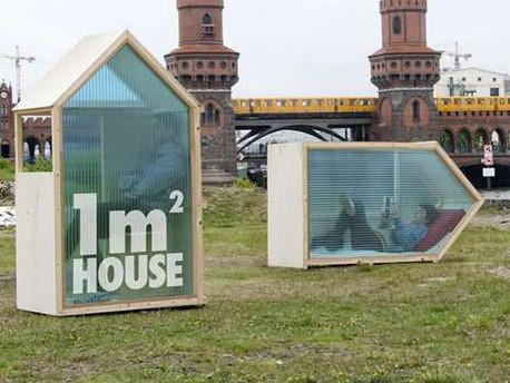Tiny house - tai ne mažas namas arba esmė yra ne kvadratiniai metrai.