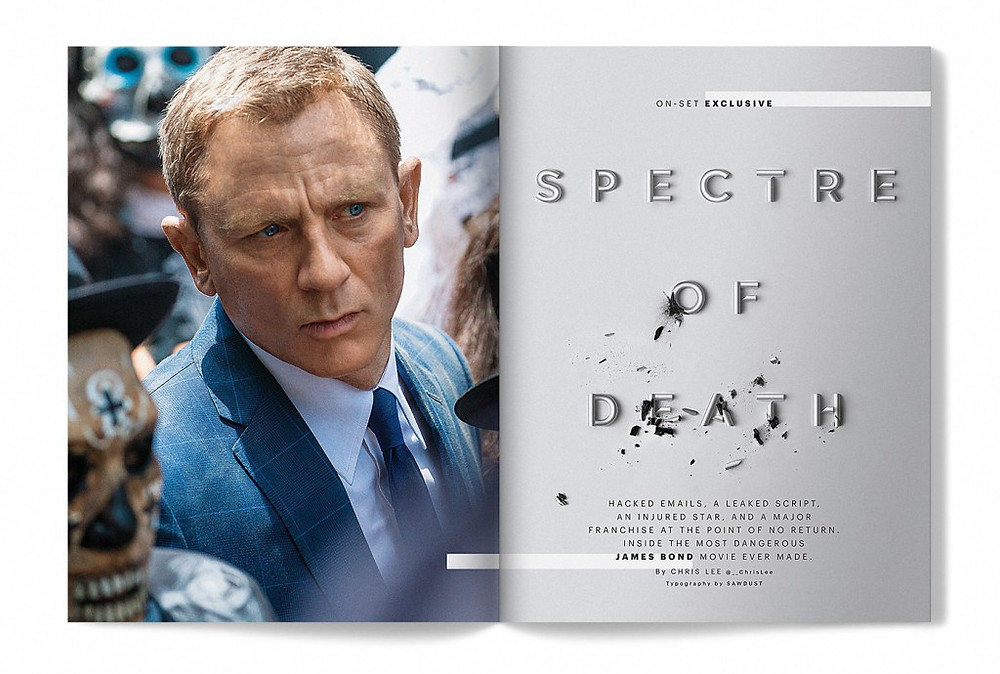 Spectre – Entertainment Weekly