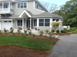 Plantings and Ornamental Trees